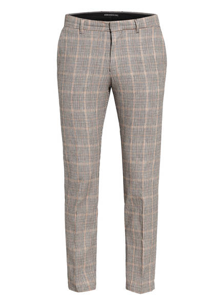 DRYKORN Anzughose SIGHT Extra Slim Fit , Farbe: 1700 HELLGRAU/ SCHWARZ/ BRAUN (Bild 1)
