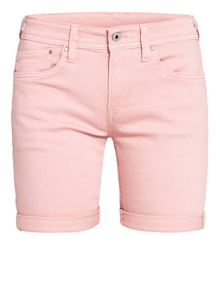 Pepe Jeans Jeans-Shorts POPPY, Farbe: 325 PINK (Bild 1)