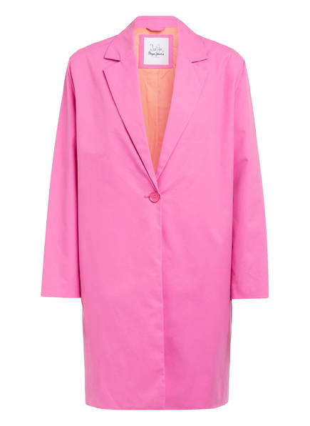 Pepe Jeans Mantel Elvira pink