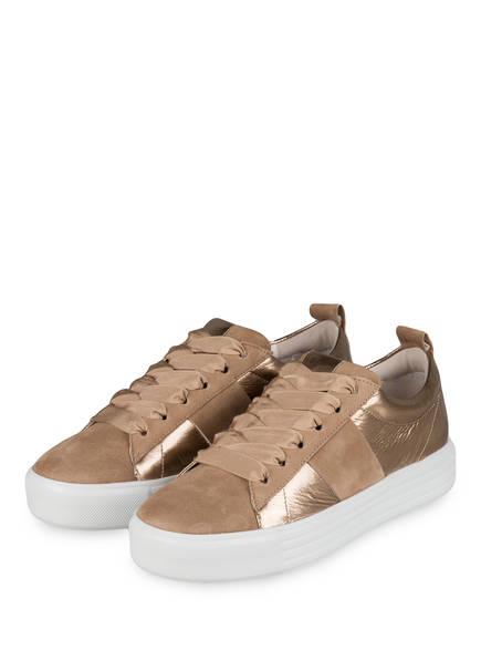 KENNEL & SCHMENGER Sneaker BIG, Farbe: BEIGE/ GOLD (Bild 1)