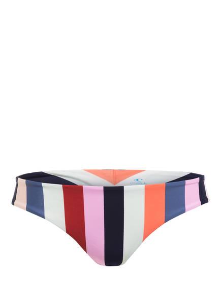 O'NEILL Bikini-Hose MAOI , Farbe: ROT/ BLAU/ CREME (Bild 1)