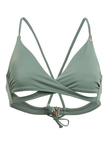 O'NEILL Bustier-Bikini-Top, Farbe: OLIV (Bild 1)