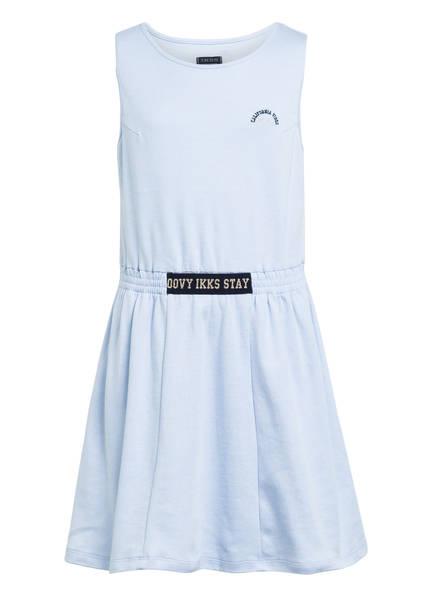 IKKS Jerseykleid, Farbe: HELLBLAU (Bild 1)