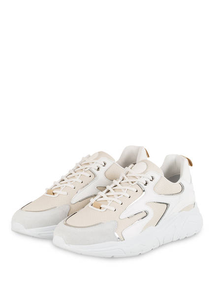LEANDRO LOPES Sneaker CRAFTER 2.0, Farbe: WEISS/ BEIGE (Bild 1)