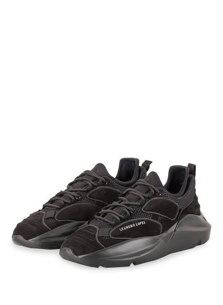 LEANDRO LOPES Sneaker SPUTNIK, Farbe: SCHWARZ (Bild 1)