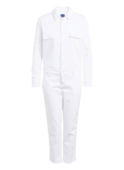 JACOB COHEN Jeans-Jumpsuit WILMA, Farbe: S/ 111 WEISS DEMIN (Bild 1)