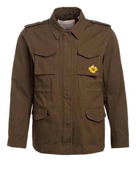 SCOTCH & SODA Fieldjacket, Farbe: KHAKI (Bild 1)
