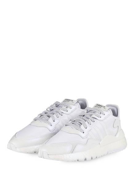 adidas Originals Sneaker NITE JOGGER, Farbe: WEISS (Bild 1)