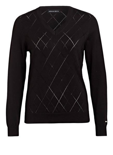 RÖHNISCH Pullover, Farbe: SCHWARZ (Bild 1)