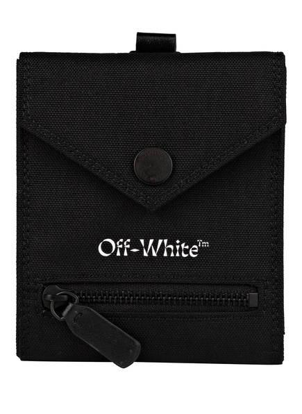 OFF-WHITE Geldbörse, Farbe: SCHWARZ (Bild 1)