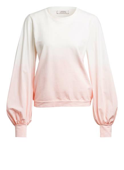 DOROTHEE SCHUMACHER Sweatshirt , Farbe: WEISS/ ROSA (Bild 1)