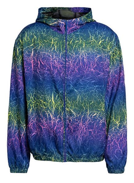 GUESS Jacke FANCY, Farbe: LILA/ HELLROSA/ NEONGELB (Bild 1)