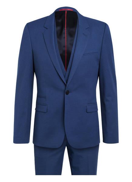 HUGO Anzug ARTI/HESTEN Extra Slim Fit, Farbe: BLAU (Bild 1)