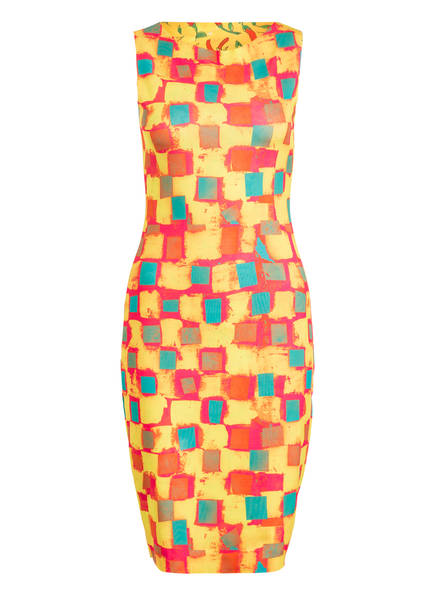 ANIMAPOP Kleid zum Wenden, Farbe: GELB/ ROT (Bild 1)