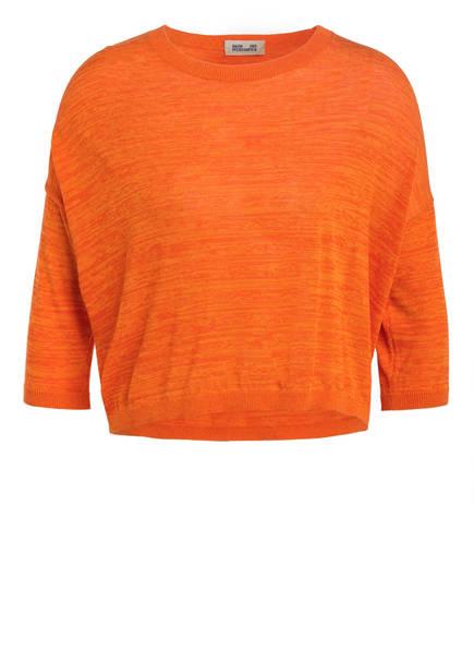BAUM UND PFERDGARTEN Pullover CELICA mit 3/4-Arm, Farbe: ORANGE (Bild 1)