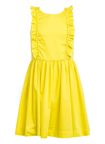 PETIT BATEAU Kleid, Farbe: GELB (Bild 1)