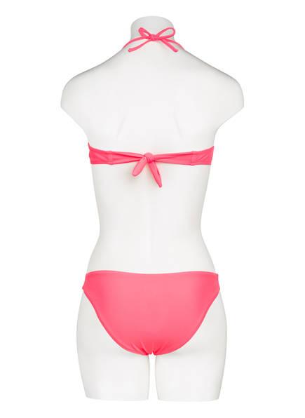 MOSCHINO Bademode | Moschino Bandeau-Bikini-Top pink