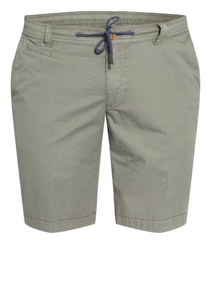 bugatti Chino-Shorts , Farbe: OLIV (Bild 1)