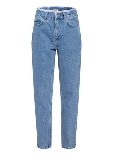JUST FEMALE Mom Jeans NORMA, Farbe: 5970 BLUE DEINIM (Bild 1)