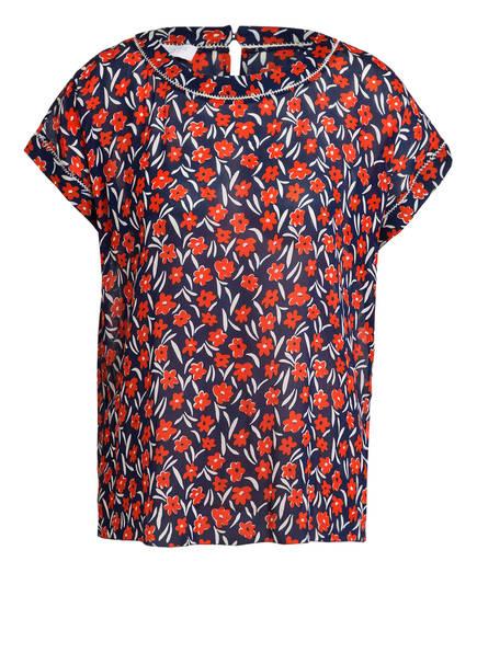 ESCADA SPORT Blusenshirt NYBY, Farbe: BLAU/ ROT/ WEISS (Bild 1)