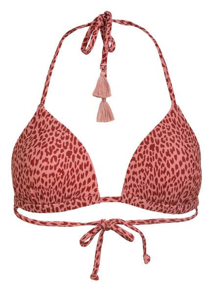 Barts Triangel-Bikini-Top BATHERS , Farbe: ALTROSA (Bild 1)