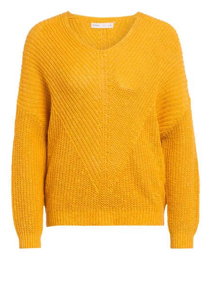 InWear Pullover MARIN, Farbe: DUNKELGELB (Bild 1)