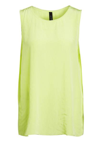 MARCCAIN Blusenshirt, Farbe: 402 NEON LIME (Bild 1)