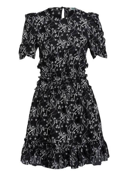 KENZO Kleid, Farbe: SCHWARZ/ WEISS (Bild 1)
