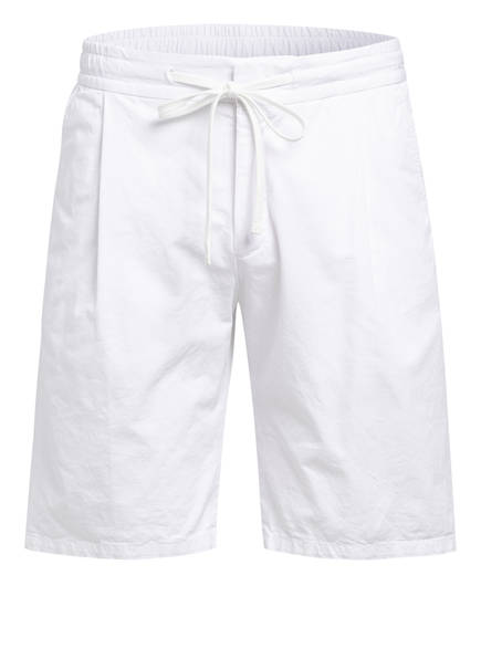 windsor. Shorts CORTINO Shaped Fit, Farbe: WEISS (Bild 1)