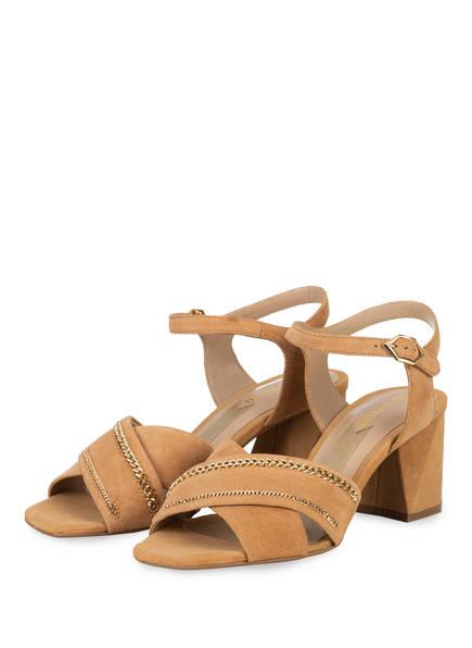 BRUNO PREMI Sandaletten , Farbe: CAMEL (Bild 1)