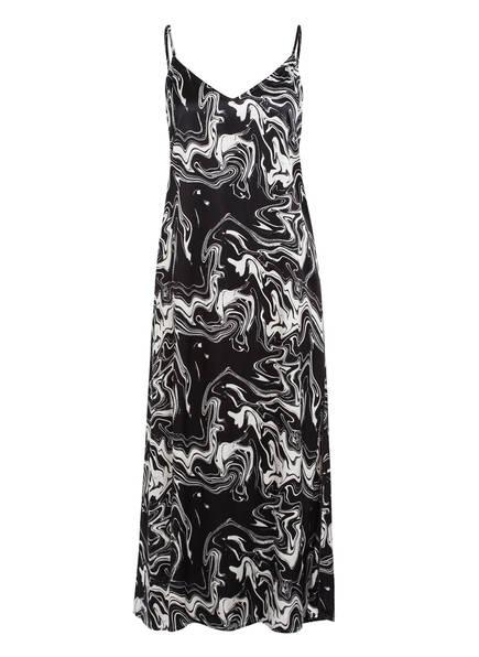JUST FEMALE Kleid LAVA, Farbe: SCHWARZ/ WEISS (Bild 1)