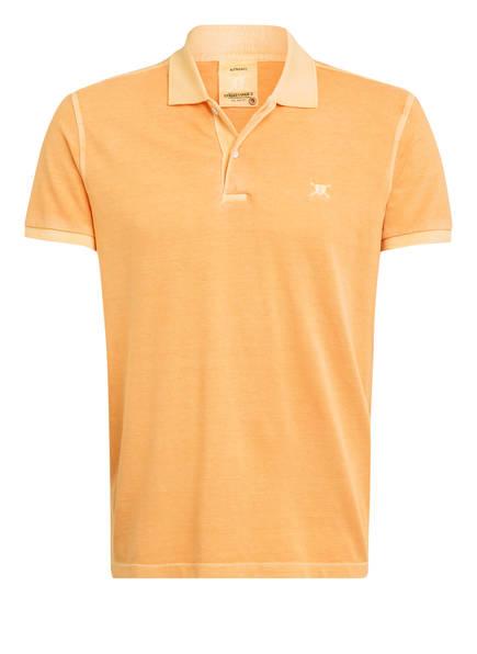 STROKESMAN'S Piqué-Poloshirt, Farbe: HELLORANGE (Bild 1)