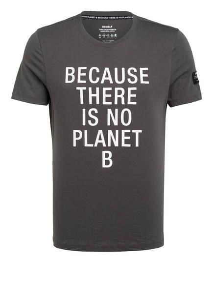 ECOALF T-Shirt NATAL CLASSIC BECAUSE, Farbe: DUNKELGRAU (Bild 1)