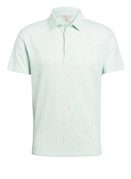 ETRO Piqué-Poloshirt Regular Fit , Farbe: MINT (Bild 1)