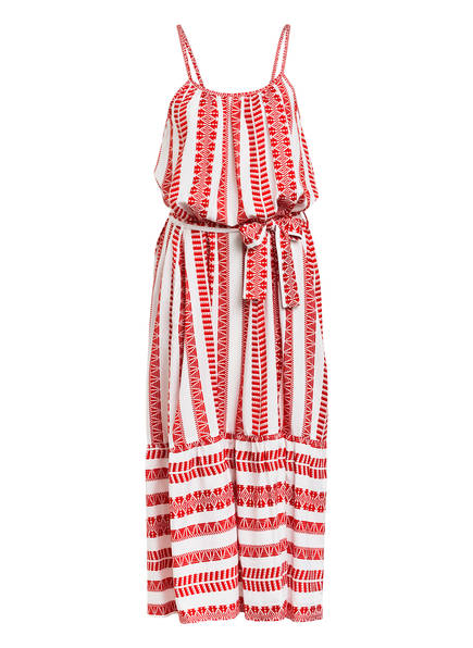 VALÉRIE KHALFON Kleid RUBIX, Farbe: ROT/ WEISS (Bild 1)