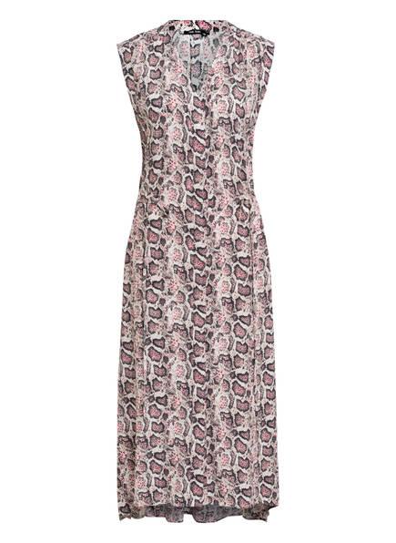 MARC AUREL Kleid , Farbe: CREME/ DUNKELGRAU/ PINK (Bild 1)