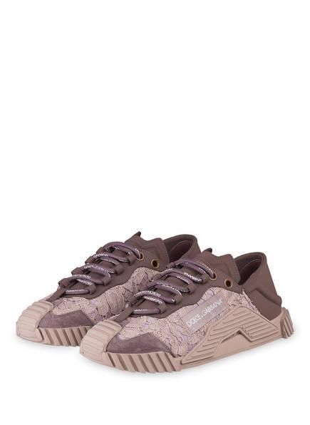 DOLCE&GABBANA Sneaker , Farbe: ROSÉ/ LILA (Bild 1)