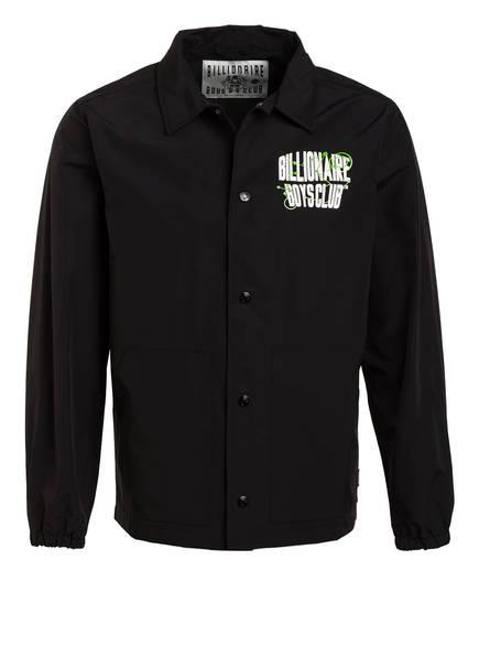 BILLIONAIRE BOYS CLUB Overshirt, Farbe: SCHWARZ (Bild 1)