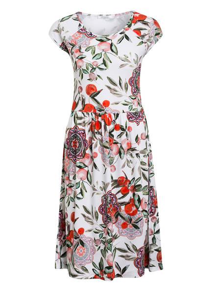 efixelle Kleid, Farbe: WEISS/ ROT/ GRÜN (Bild 1)
