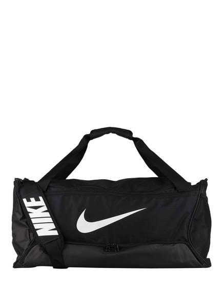 Nike Sporttasche BRASILIA MEDIUM, Farbe: SCHWARZ (Bild 1)