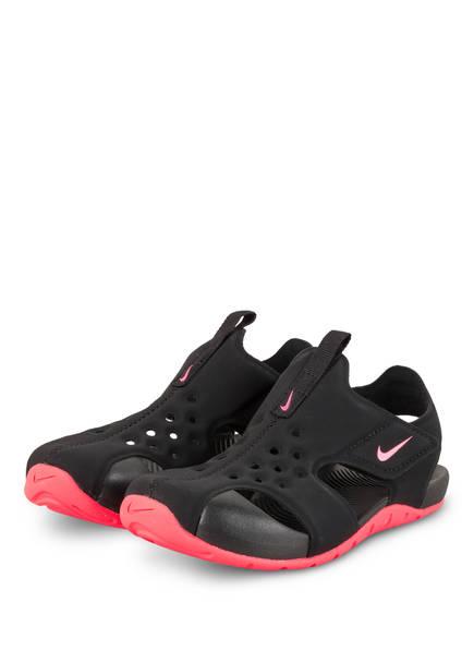 Nike Sandalen SUNRAY PROTECT 2, Farbe: SCHWARZ (Bild 1)