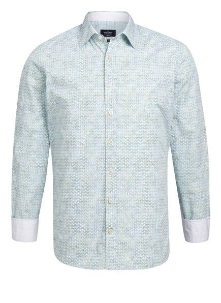 HACKETT LONDON Hemd Slim Fit, Farbe: GRÜN/ WEISS (Bild 1)