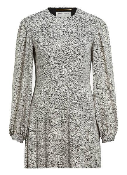 SAINT LAURENT Kleid, Farbe: CREME/ SCHWARZ (Bild 1)