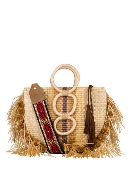 ViaMailBag Shopper SAMOA, Farbe: BEIGE (Bild 1)