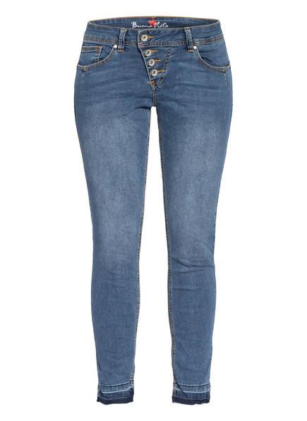 Buena Vista 7/8-Jeans MALIBU, Farbe: 2109 MID BLUE (Bild 1)