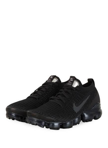 Nike Sneaker AIR VAPORMAX FLYKNIT 3, Farbe: SCHWARZ (Bild 1)