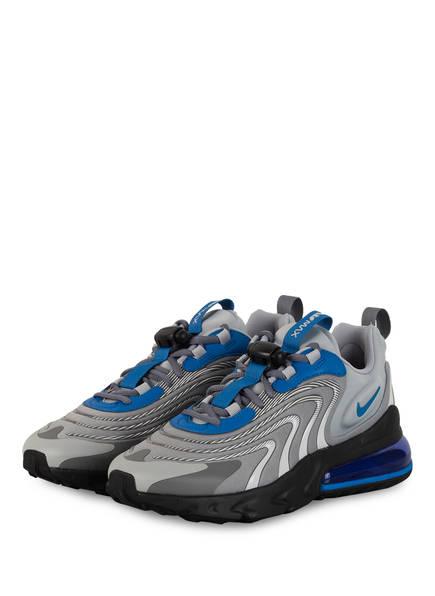 Nike Sneaker AIR MAX 270 REACT ENG, Farbe: GRAU/ BLAU (Bild 1)