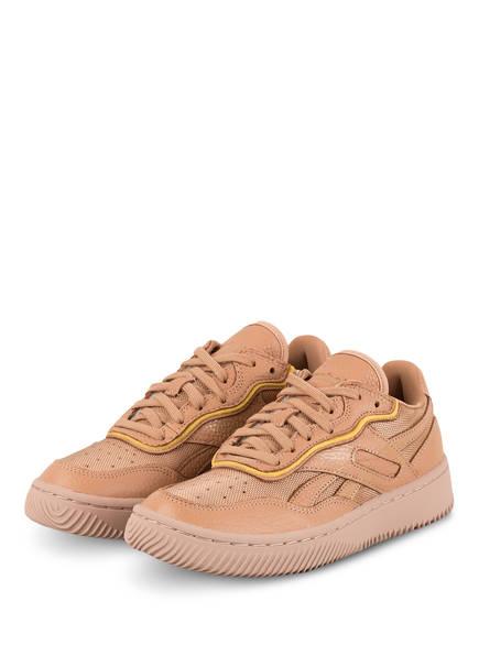 Reebok Plateau-Sneaker DUAL COURT II, Farbe: BEIGE (Bild 1)
