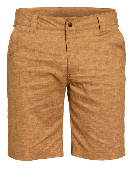 me°ru' Outdoor-Shorts EGALEO, Farbe: CAMEL (Bild 1)