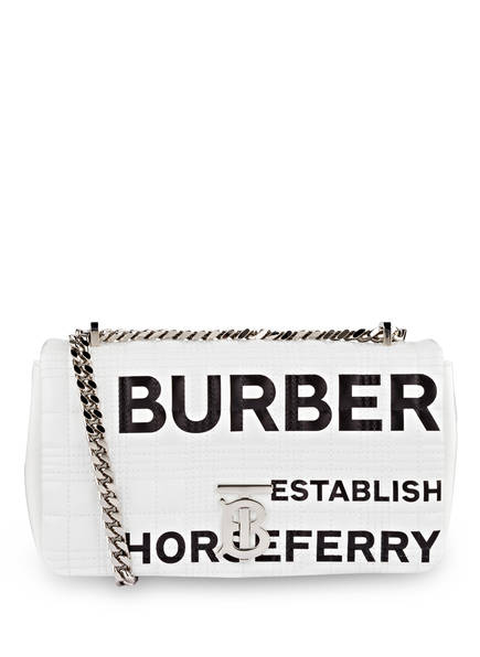 BURBERRY Umhängetasche LOLA SMALL, Farbe: WEISS (Bild 1)